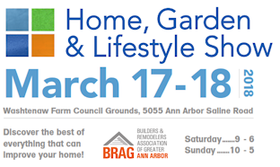 home show March 17th  18th
